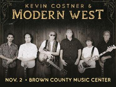 More Info for Kevin Costner & Modern West