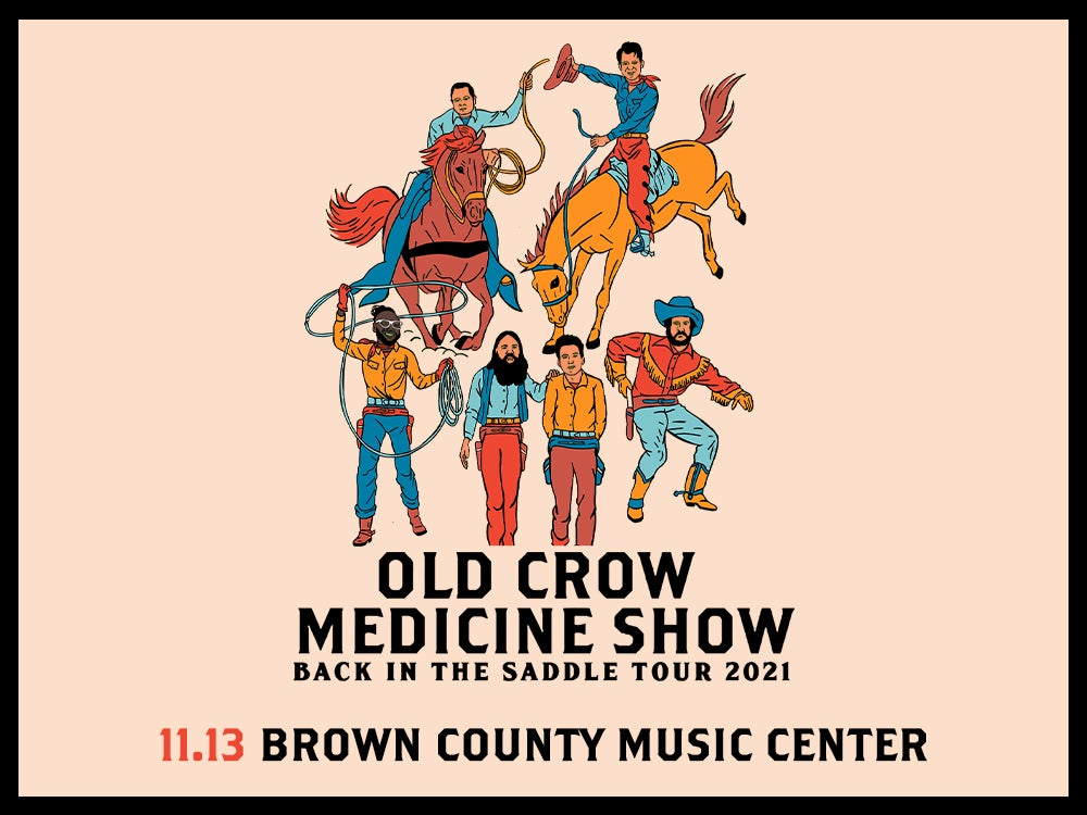 More Info for Old Crow Medicine Show with Special Guest Molly Tuttle