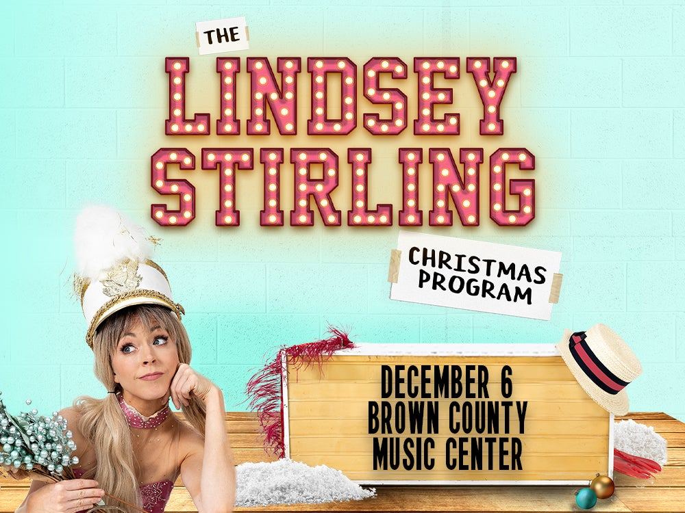 More Info for Lindsey Stirling: Christmas Program 2021