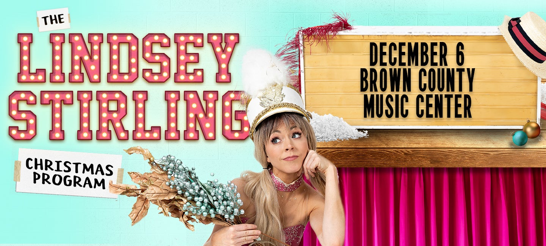 Lindsey Stirling: Christmas Program 2021