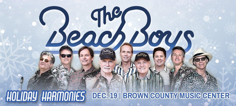 The Beach Boys - Holiday Harmonies Tour 2021