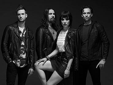 More Info for Halestorm