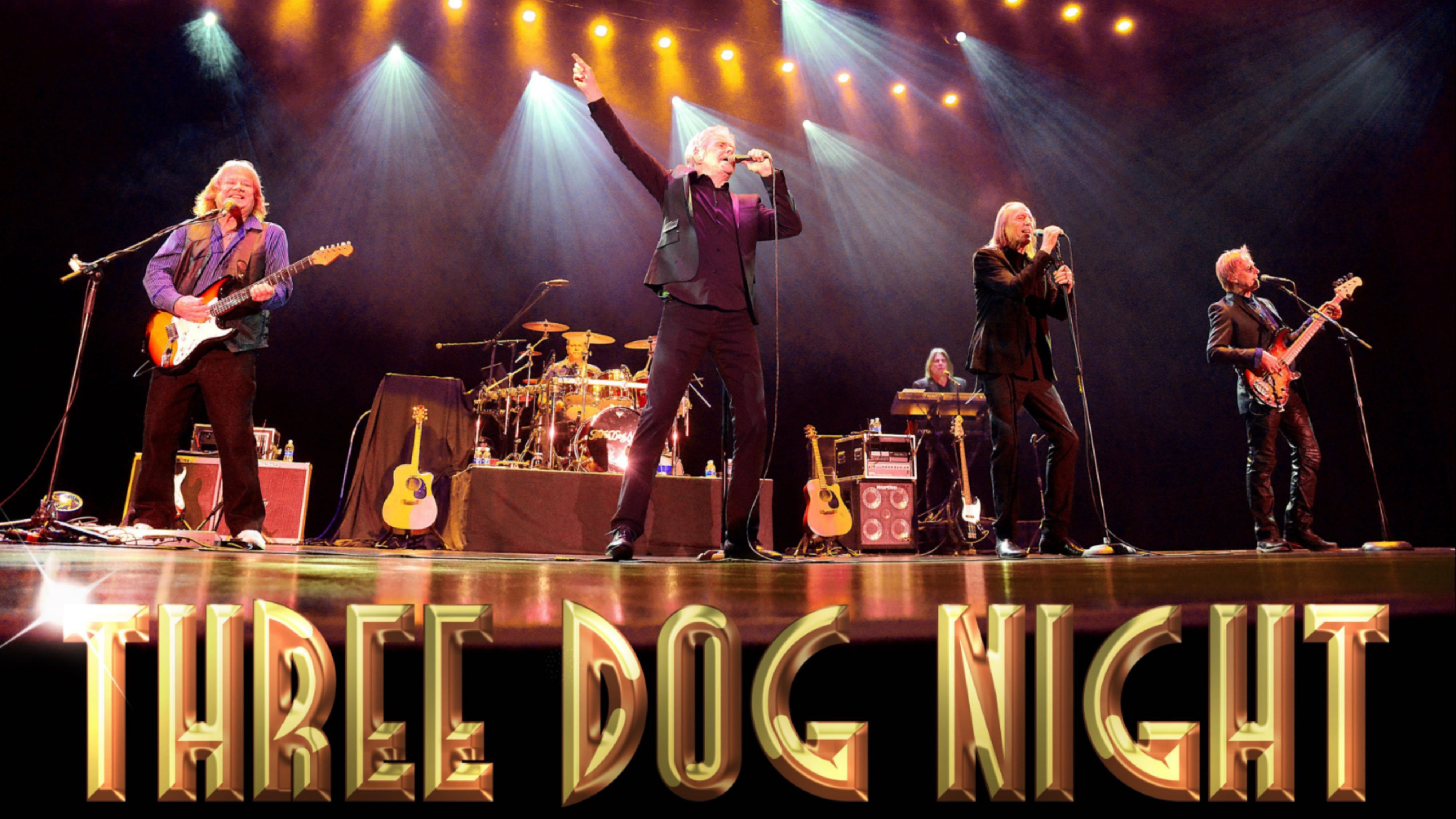 More Info for Three Dog Night with special guest Jay Psaros